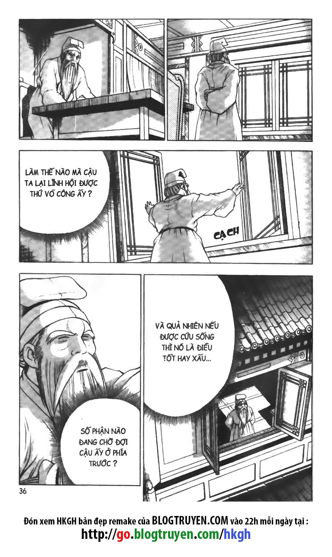 Hiệp Khách Giang Hồ chap 230 Trang 10 - p0sixspwn.com