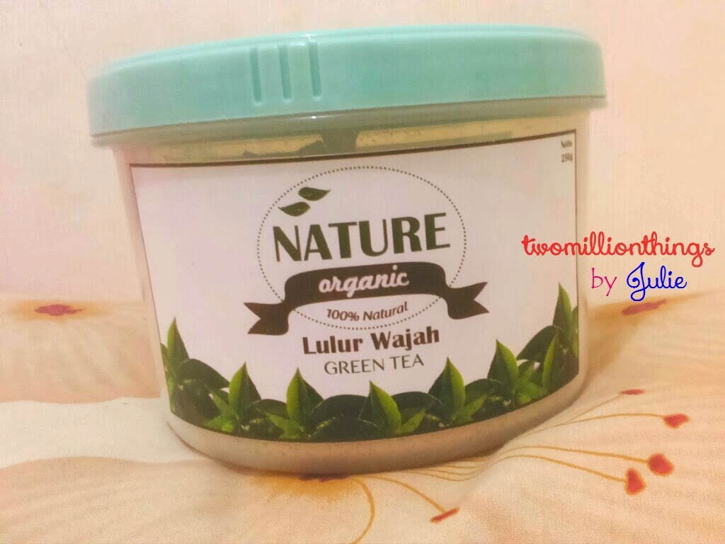 lulur nature organic review