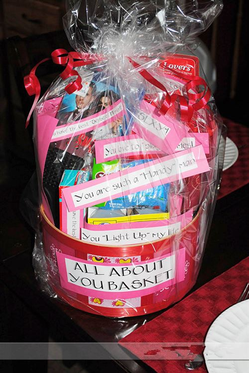 Cheap Valentine's Day Gift Baskets For Husband