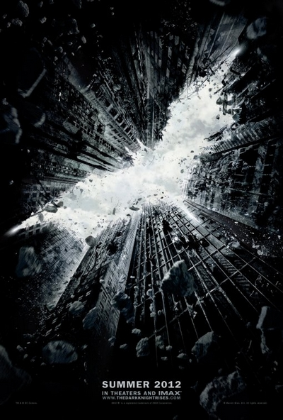Movie Poster The Dark Knight Rises