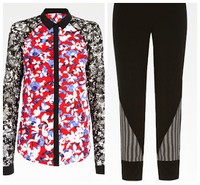Peter Pilotto for Target Lookbook Revealed~ The Dreams Weaver
