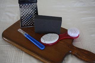 tools for distressing denim