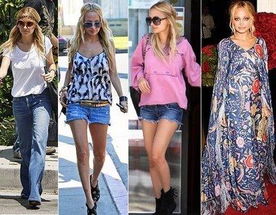 Koala Television Fashion Bloggers Nicole Richie Street Style