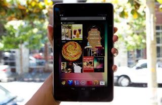 Samsung Buat Sebuah Tablet Lebih Murah Dari Nexus 7