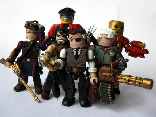 Furyous Basterds Minimates
