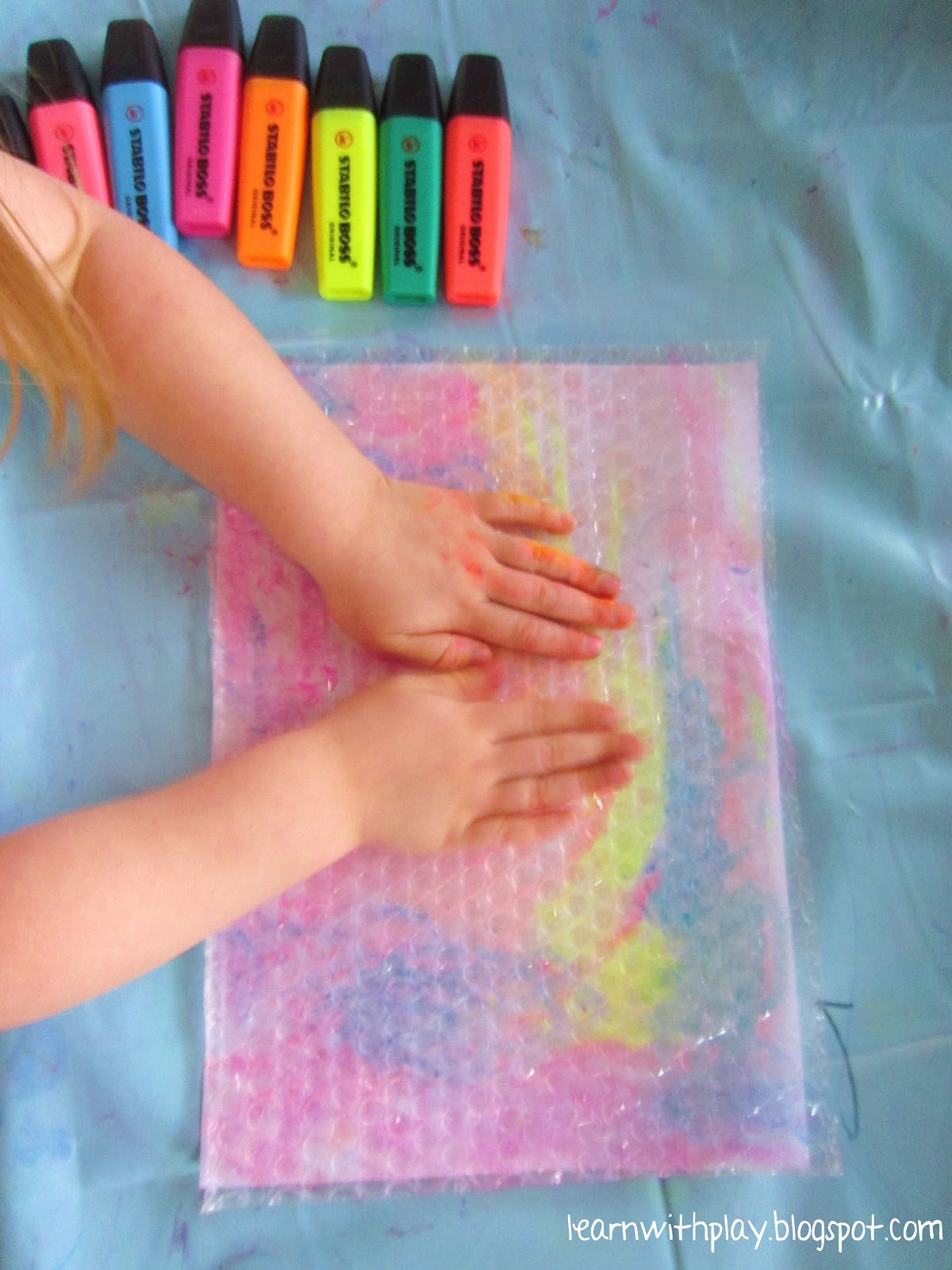 Learn With Play At Home Drawing Printing With