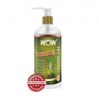 Buy WOW Organics Anti Dandruff Shampoo, 300ml (Pack of 1) at Online Lowest Best Price Offer Rs. 399 : BuyToEarn