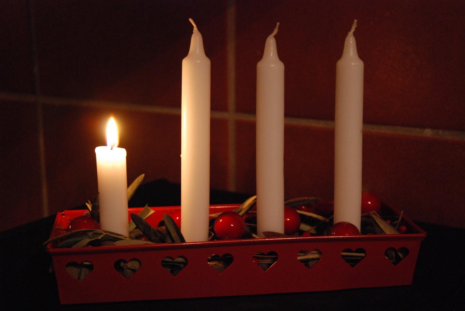 Bildresultat för första advent 2013