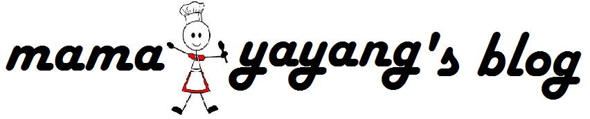 mamayayang's blog