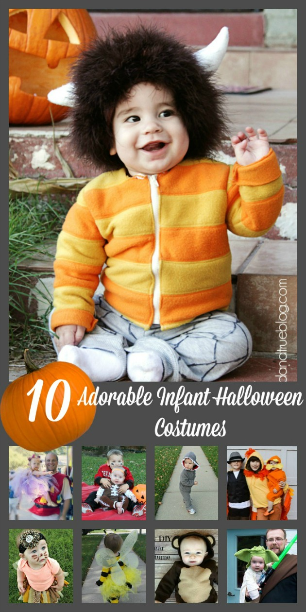 Talk soon friends  sc 1 st  Minute With Mary & 10 Adorable Infant Costumes: Babyu0027s First Halloween Ideas - Minute ...