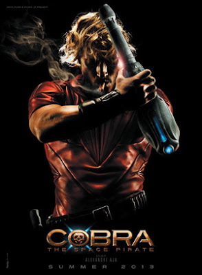 Cobra: The Space Pirate Poster
