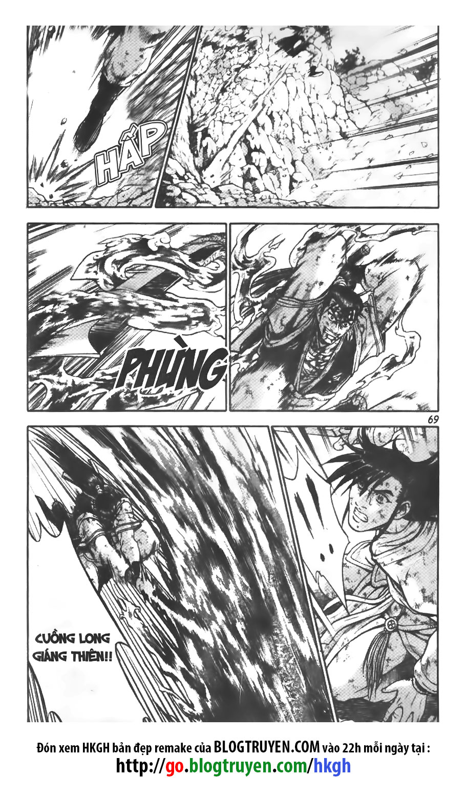 Hiệp Khách Giang Hồ chap 304 Trang 2 - Mangak.info