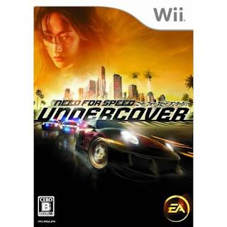 [Wii] [ニード・フォー・スピード アンダーカバー ] ISO (JPN) Download