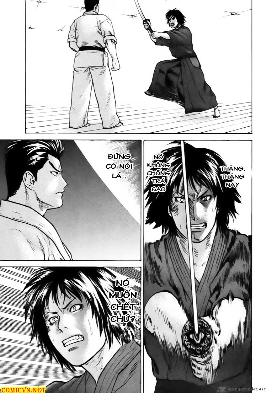 Karate Shoukoushi Kohinata Minoru chap 27 Trang 12