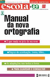 Manual Nova Ortografia - Revista Nova Escola em pdf e grátis