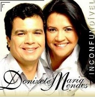 Download CD Donizete e Maria Mendes   Inconfundível