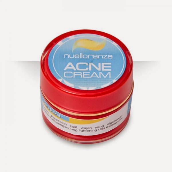 Produk Perawatan Wajah Acne Cream