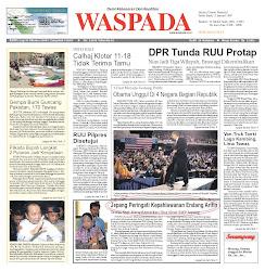 Harian Waspada Medan, Korannya Orang Medan