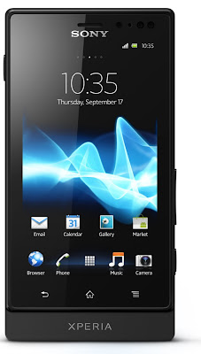 xperia mt27i black