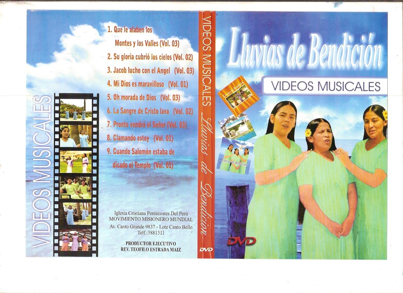 Movimiento Misionero Mundial-Lluvias De Bendición-