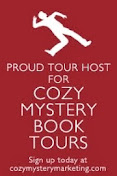 Cozy Mystery Book Tour