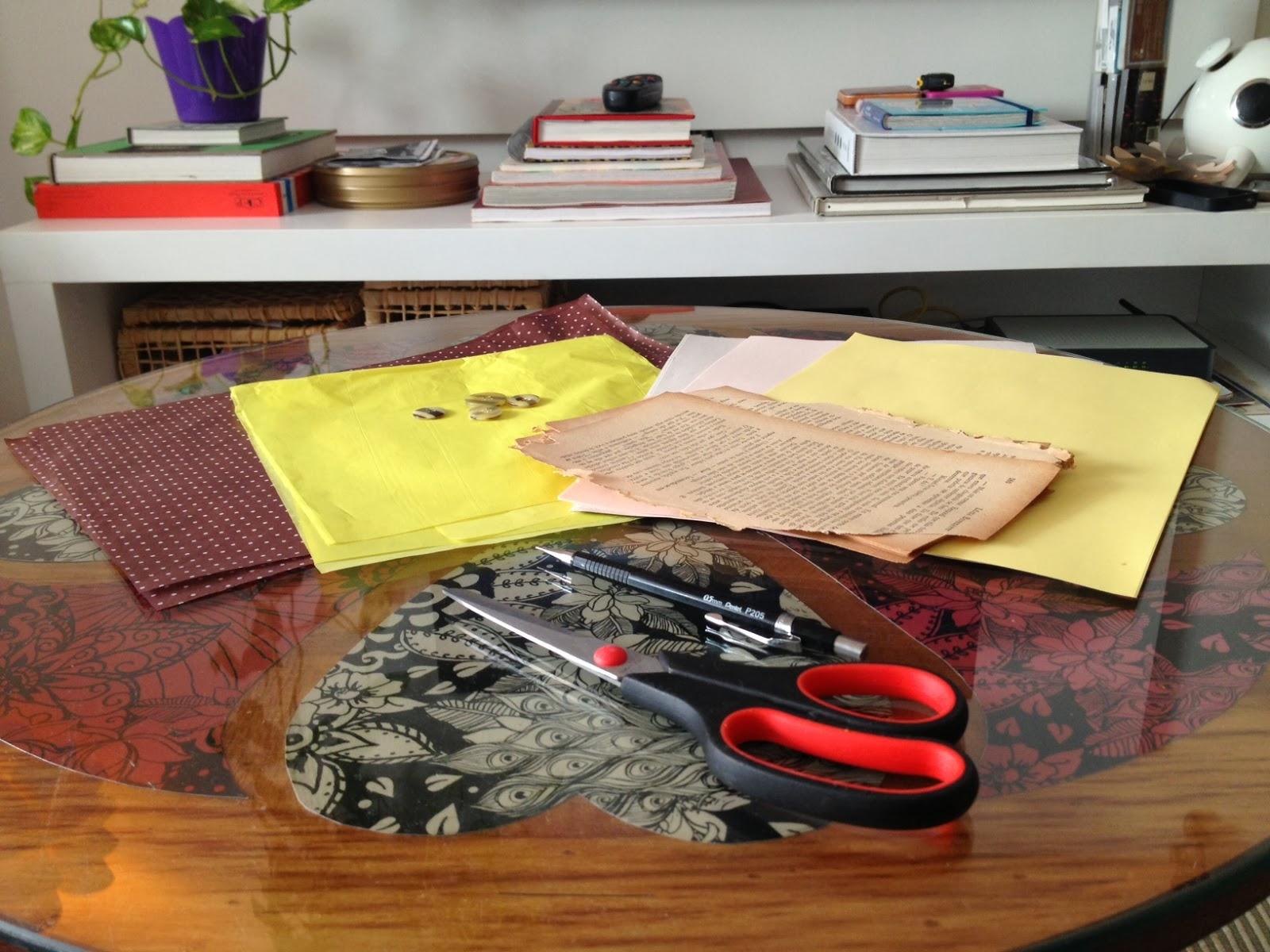 Como Fazer Arranjos Com Flores De Papel A Cor Da Casa Blog
