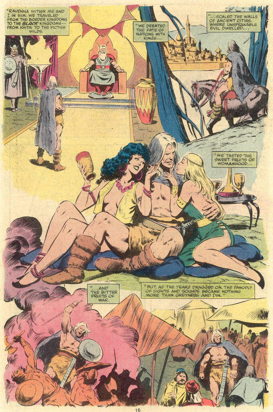 Conan the Barbarian (1970) Issue #119 #131 - English 13