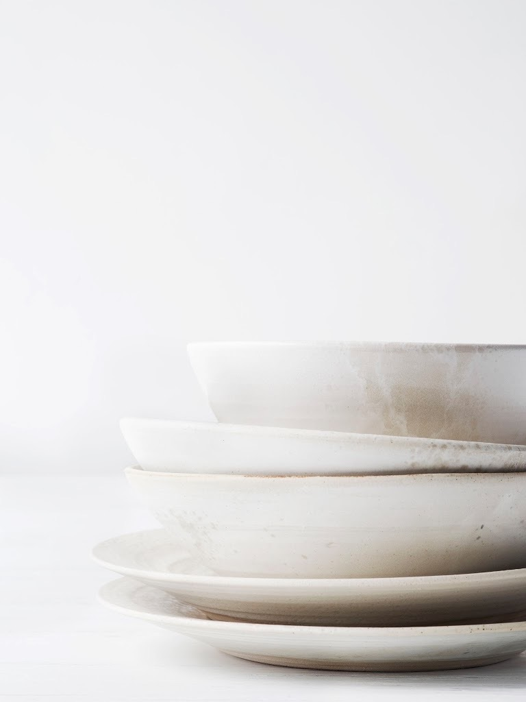 soft white Ceramics