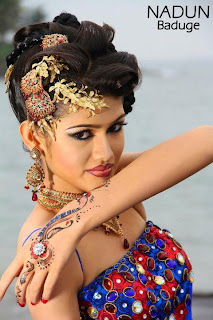 Oshini Perera sl model