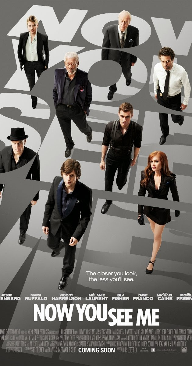 Now You See Me 2013