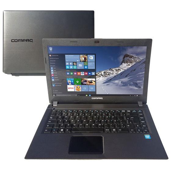 A HP stá oferecendo em sua loja virtual o Compaq Presario CQ23 com Windows 10
