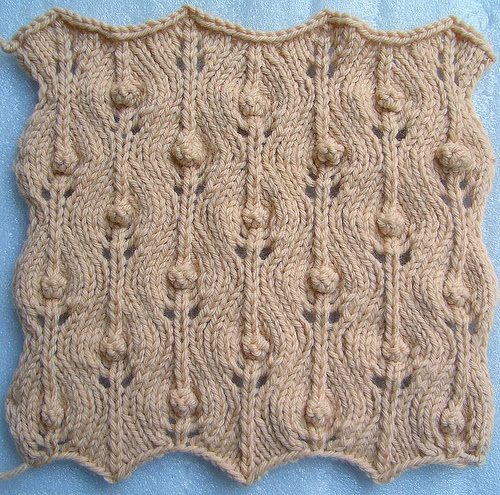 Knitting stitches-Knitting Gallery