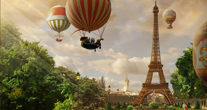 Hot Air Balloon Paris Pictures - Joshkrajcik.us - joshkrajcik.us