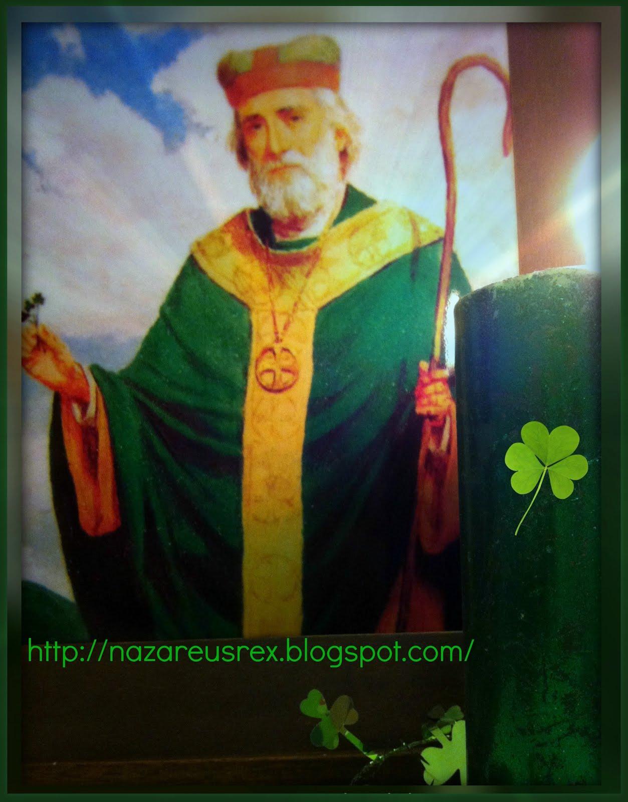 ♣ San Patricio, ruega por nosotros ♣