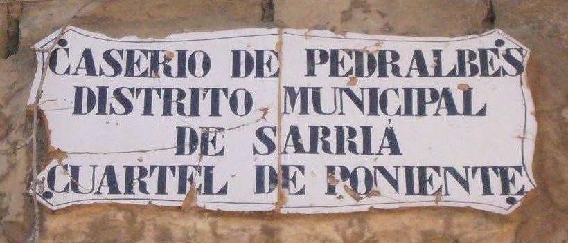 Pedralbes és Sarrià