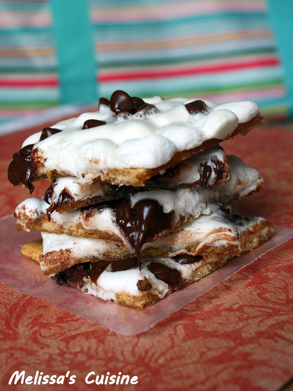 Melissa's Cuisine: S'mores Candy