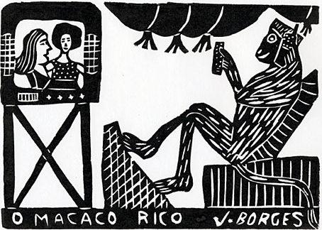 O Macaco Rico - J Borges