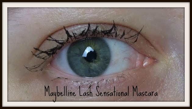 Maybelline Sensational Mascara - Benefits Roller Lash Dupe beauty blog swatches
