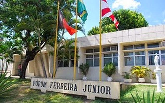 SEDE DO PODER JUDICIÁRIO DE CAJAZEIRAS PB