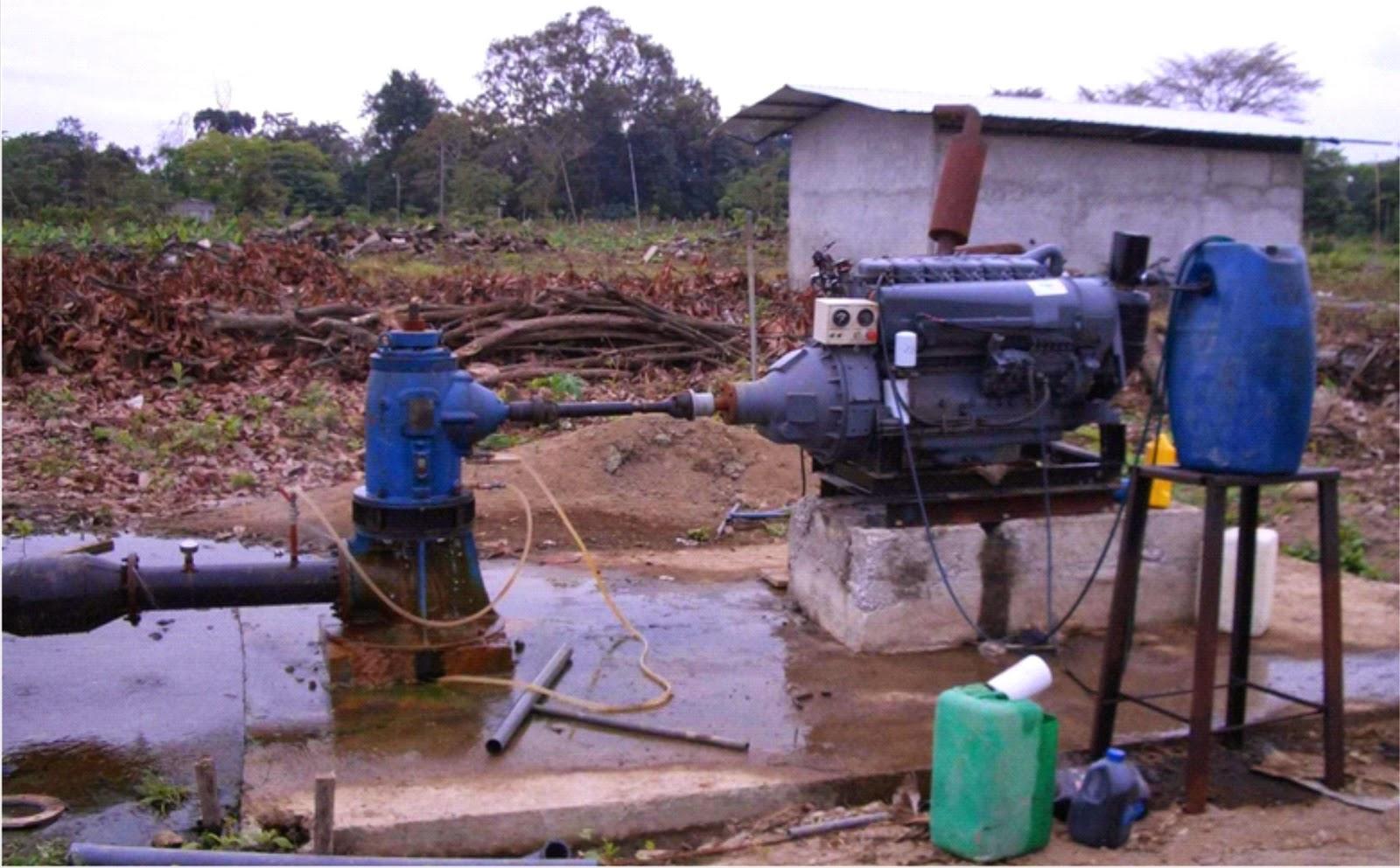 Desa Kareke Dapat Bantuan Sumur Bor Air Bersih dari ITB