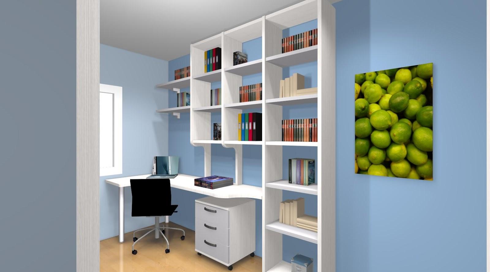 Ideas de dormitorios juveniles - Mesa estudio infantil ...