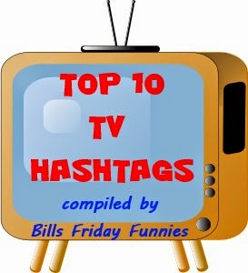 Top 10 TV Hashtags Unlikely Television Channels
