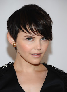 Short hairstyle Inspiration From Celebrity Ginnifer Goodwin