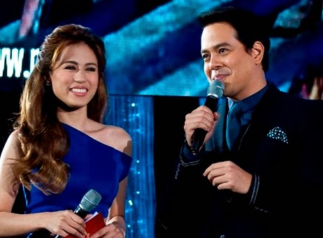 John Lloyd Cruz and Toni Gonzaga