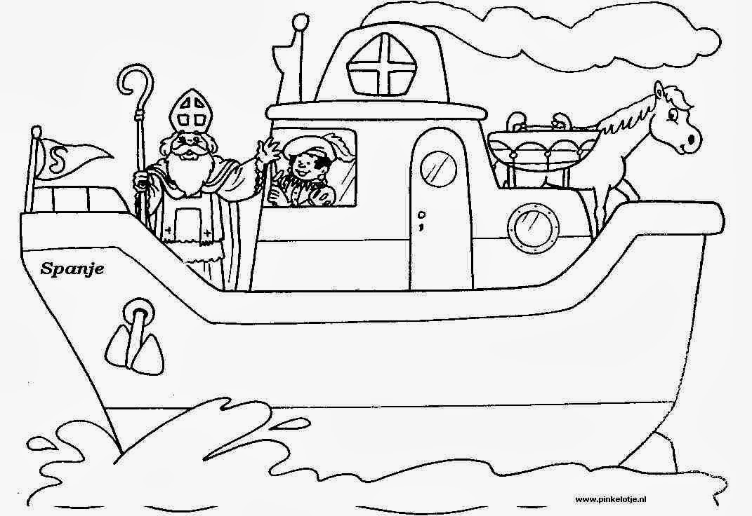 BAÚL DE NAVIDAD: Dibujos infantiles navideños de San Nicolás en el ...