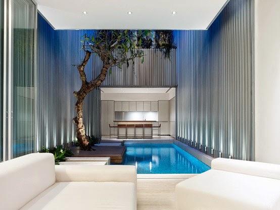 Impresionante dise o de casa minimalista quiero m s dise o for Diseno de albercas minimalistas
