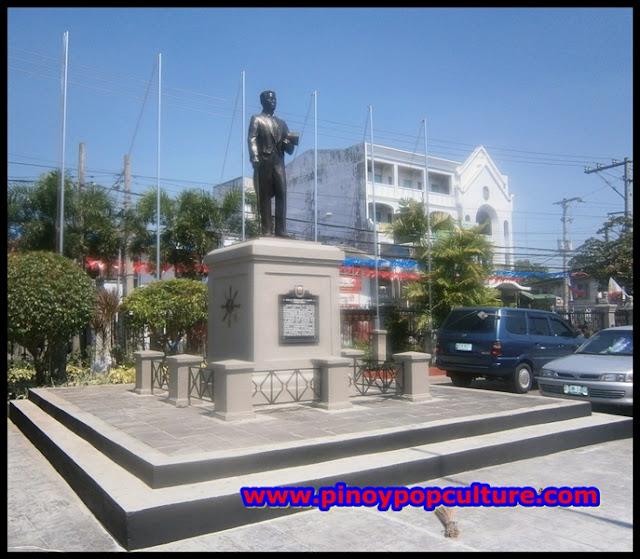 Emilio Aguinaldo statue