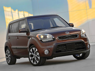 Kia Soul 2012 photos