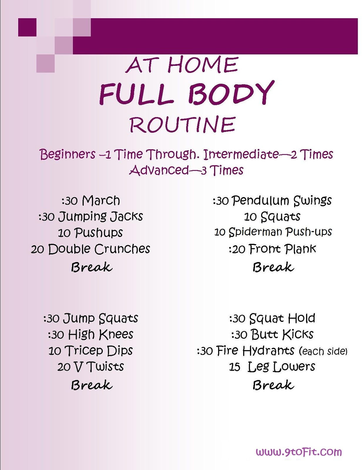 Full Body Workout At Home Videogrowth Hormone Deficiencytrinny And Susannah Shapewear