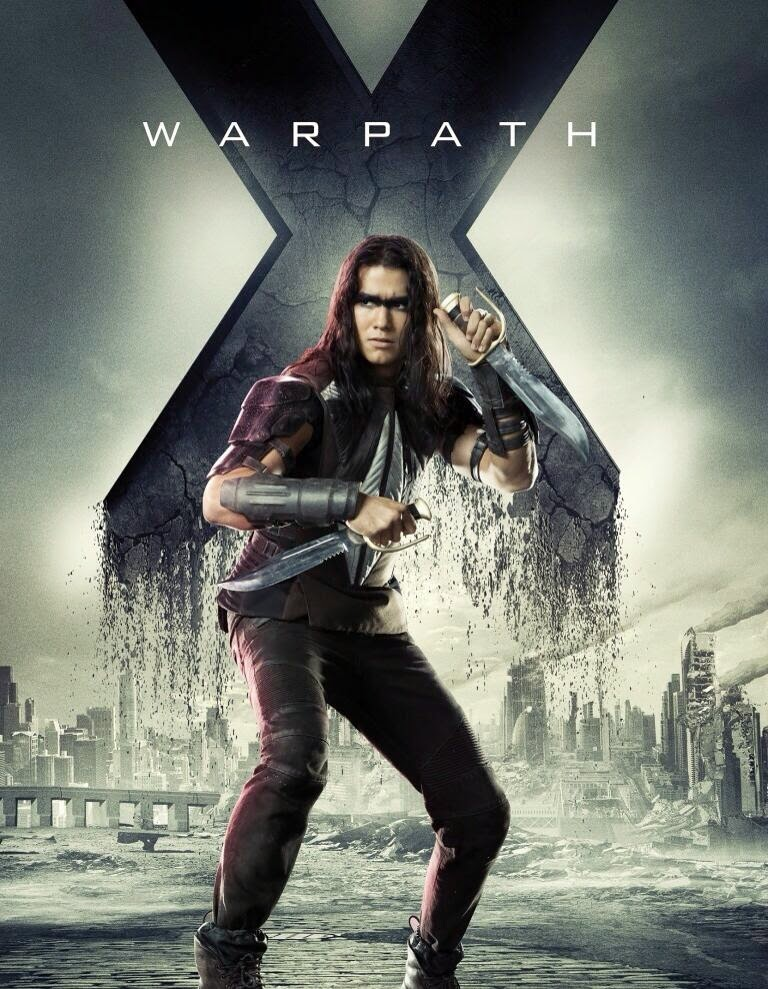 X-men days of future past - warpath